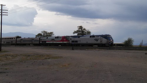 Amtrak 42 & 171