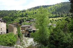 Le village de Sainte-Croix