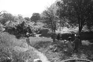 Indigenous village, Ciudad Perdid hike, Colombia