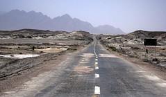 Durch die iranische Salzwüste