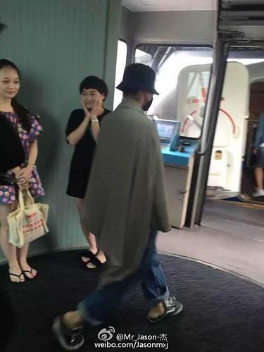 BIGBANG Arrival Nanning (44)