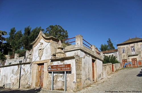 Solar dos Condes da Azenha - Fonte Arcada - Portugal