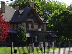 Kreischer Mansion, 1885