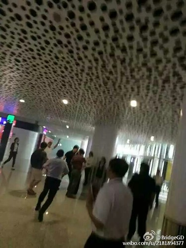 more BIGBANG arrival Shenzhen 2015-08-07 (45)