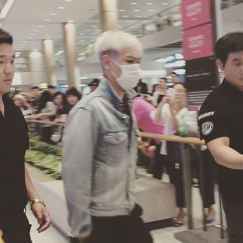 Big Bang - Incheon Airport - 02aug2015 - mybaeby - 10