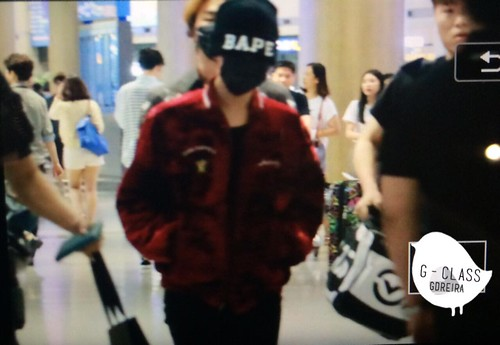 Big Bang - Incheon Airport - 26jul2015 - GDREIRA - 05