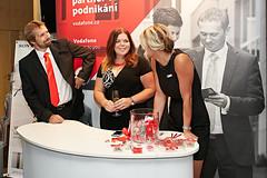 Vodafone Firma roku 2016 a Česká Spořitelna Živnostník roku 2016 - Ústecký kraj