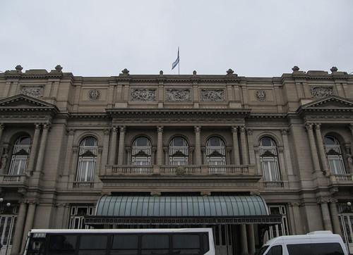 Buenos Aires: el teatro Colón