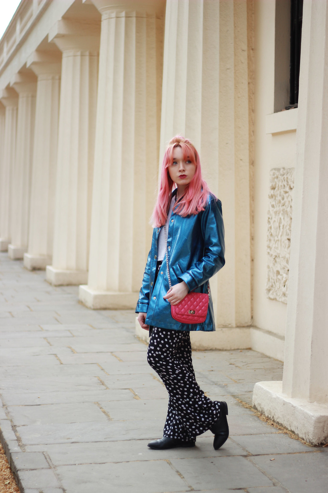 5-flare trousers