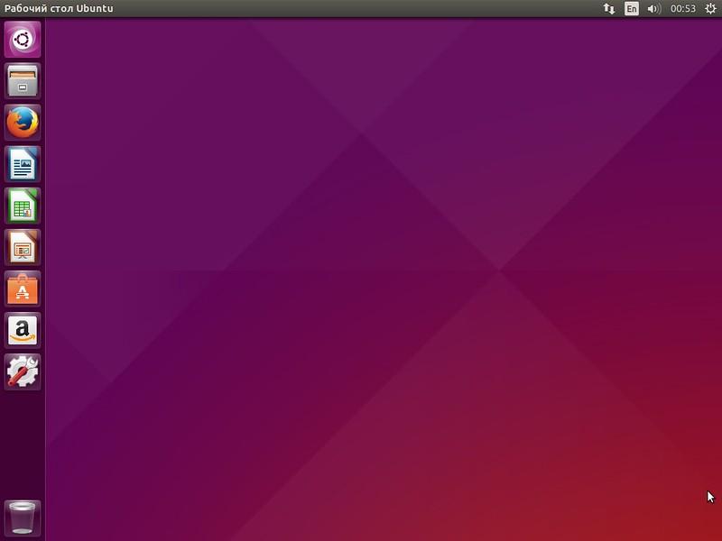 Скриншоты Ubuntu 15.04