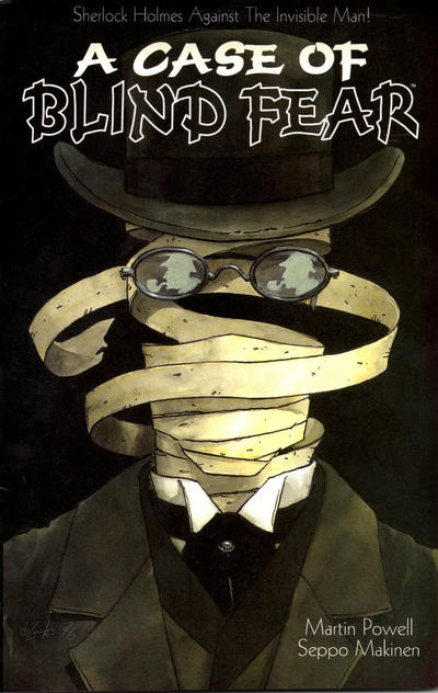 Case of Blind Fear TPB