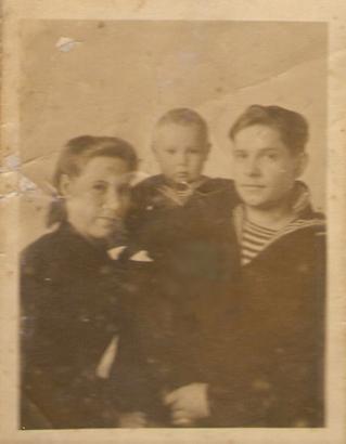 семья после Войны