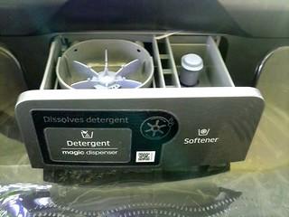 Samsung Activdualwash Detergent Box