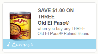 Coupon for Old El Paso