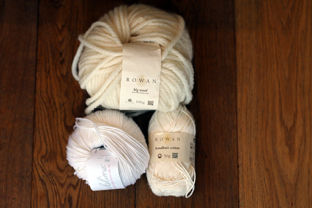 Wool for dyeing