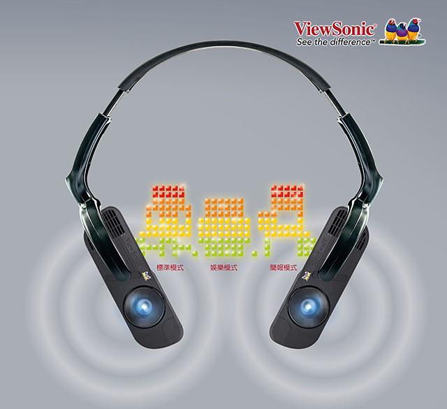 2.ViewSonic LightStream