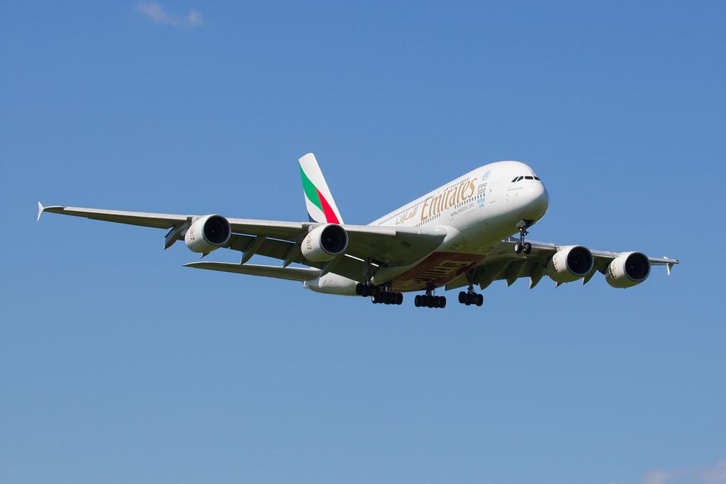 A6-EEX - A388 - Emirates