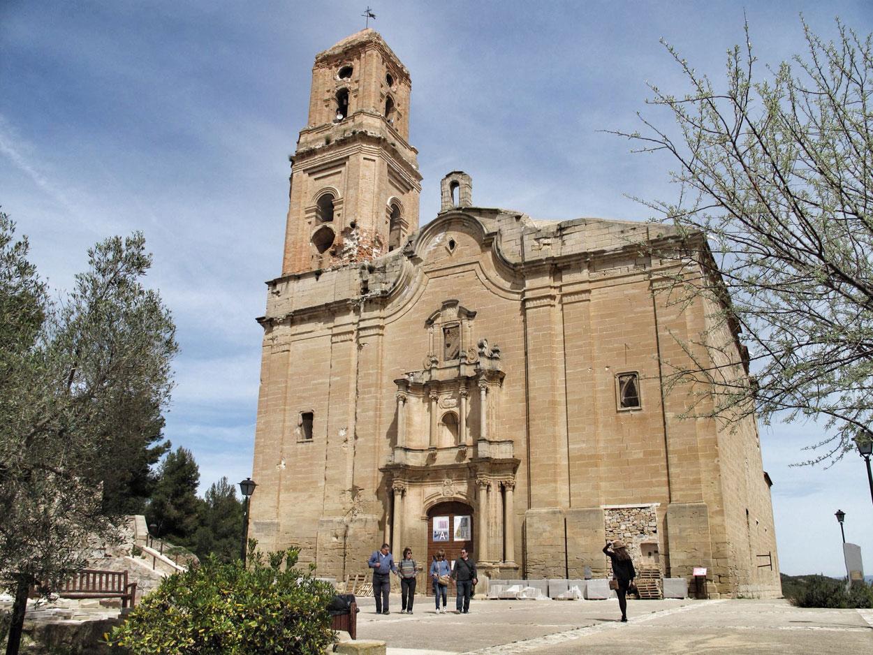 iglesia sant pere_corbera d'ebre_reharq_patrimonio_rehabilitacionI
