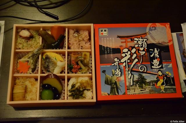 DSC_2987 Ekiben aus Hiroshima