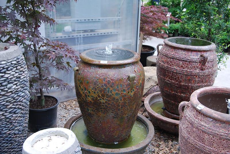 WATER JAR FOUNTAIN & BASIN $799