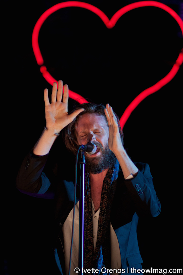 Father John Misty @ Coachella 2015 Weekend 2 - Saturday