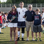 Lugoff Elgin vs Ben Lippen Mens Soccer Senior Night