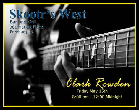 Clark Rowden 5-15-15