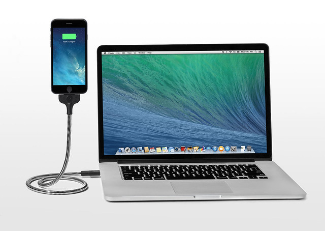 Bobine iPhone6 Macbook Pro