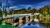 Old Wye Bridge, Chepstow.
