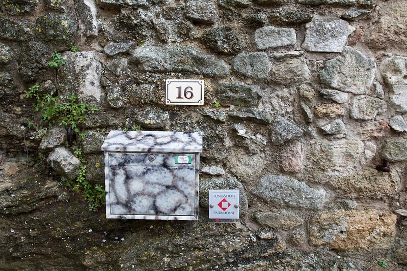 一個擬態的信箱