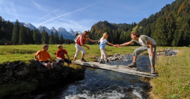 Švýcarský dětský den v Yard Resort