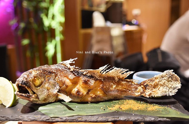 台中公益路日式料理桀壽司無菜單料理海鮮美食餐廳37