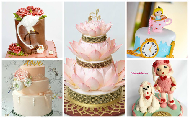 Competition: The Sensational Cake Master