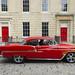 Red (Chevrolet Belair) by CarolynEaton