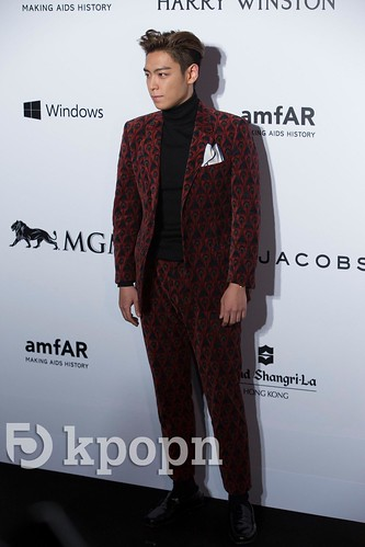 TOP amfAR Hong Kong by KPopcn 2015-03-14 011