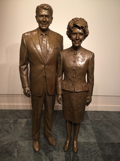 Reagan Presidential Library - 3/9/15