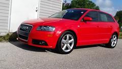 automobile, automotive exterior, audi, executive car, family car, wheel, vehicle, automotive design, rim, audi a3, bumper, land vehicle, hatchback,