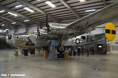HE877 44-44175 - 1470 - Bungay Buckaroo - Indian Air Force - Consolidated B-24J Liberator - Pima Air and Space Museum, Tucson, Arizona - 141226 - Steven Gray - IMG_8955