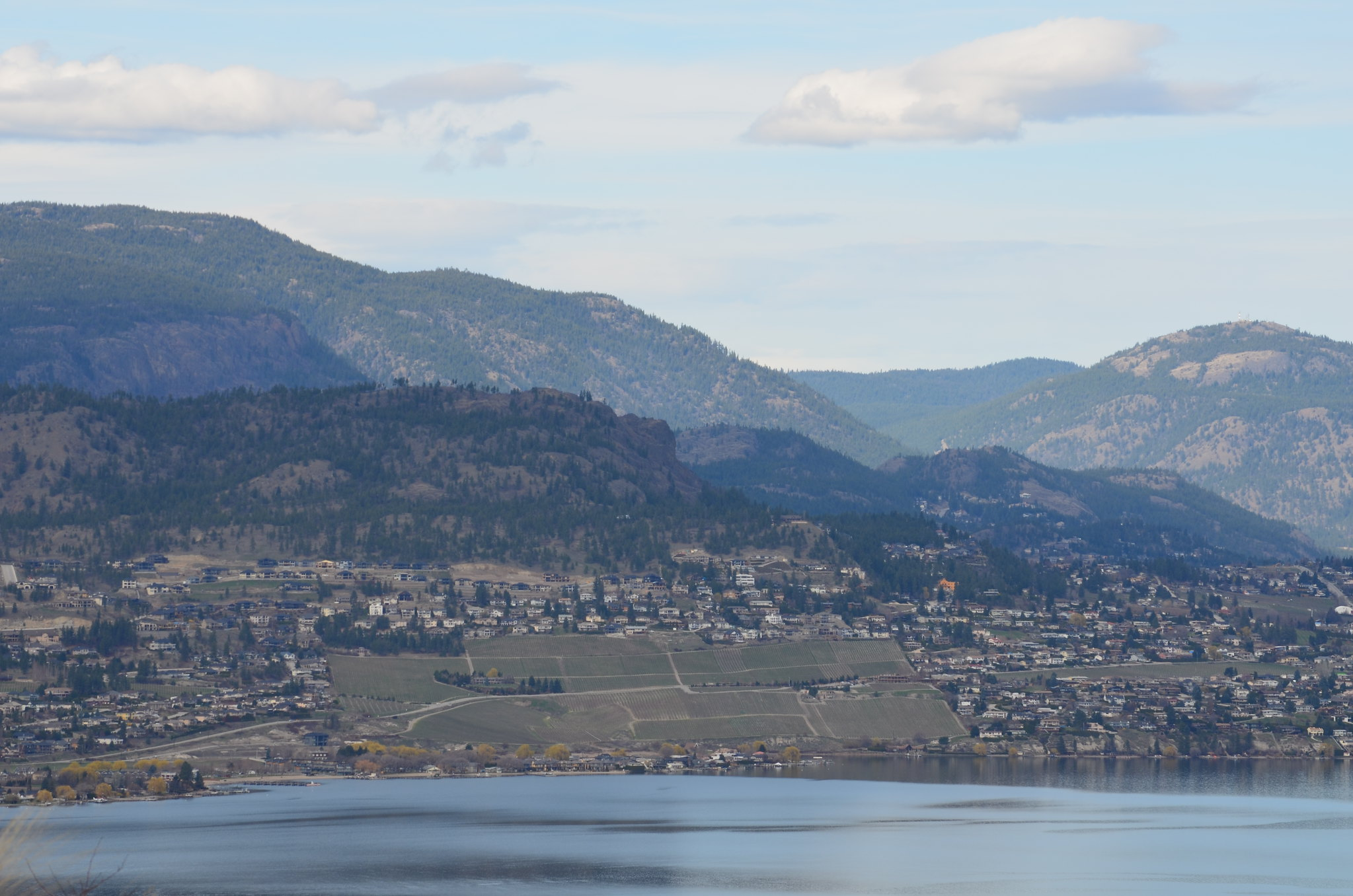 View of West Kelowna