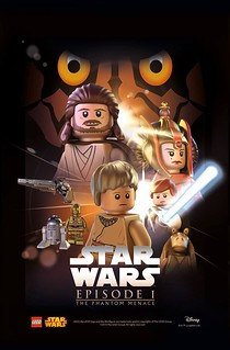 LEGO Star Wars Episode I