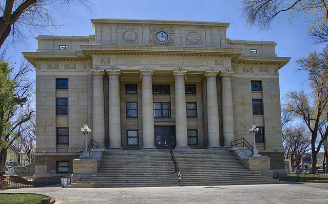 Yavapai County Courthouse