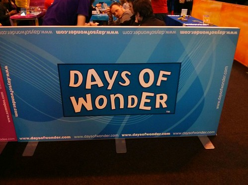 002 Comic Con - Days of Wonder