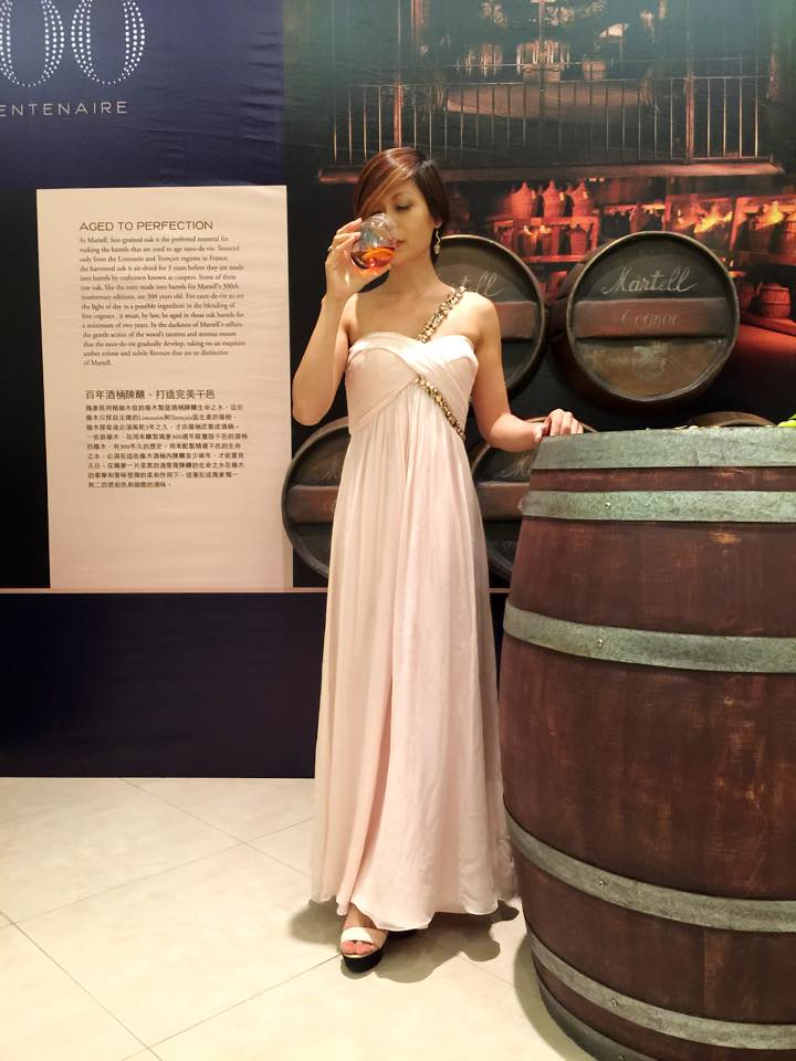 Rebecca Saw - Martell Tricentenaire Gala Dinner GENTING