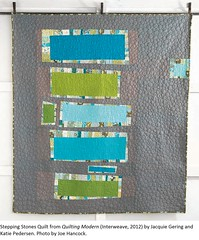 SEW KATIE DID/Stepping Stone/Quilting Modern