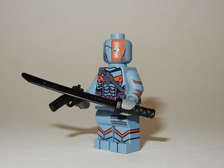 DC Deathstroke New 52 Front (Machine Printed)