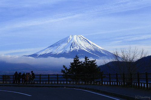 Mt.Fuji from Lake Motosu