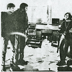Draft Records Destroyed in Silver Spring: 1969 #1