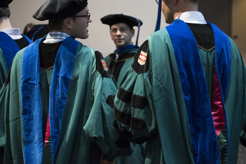 MD Commencement 2015