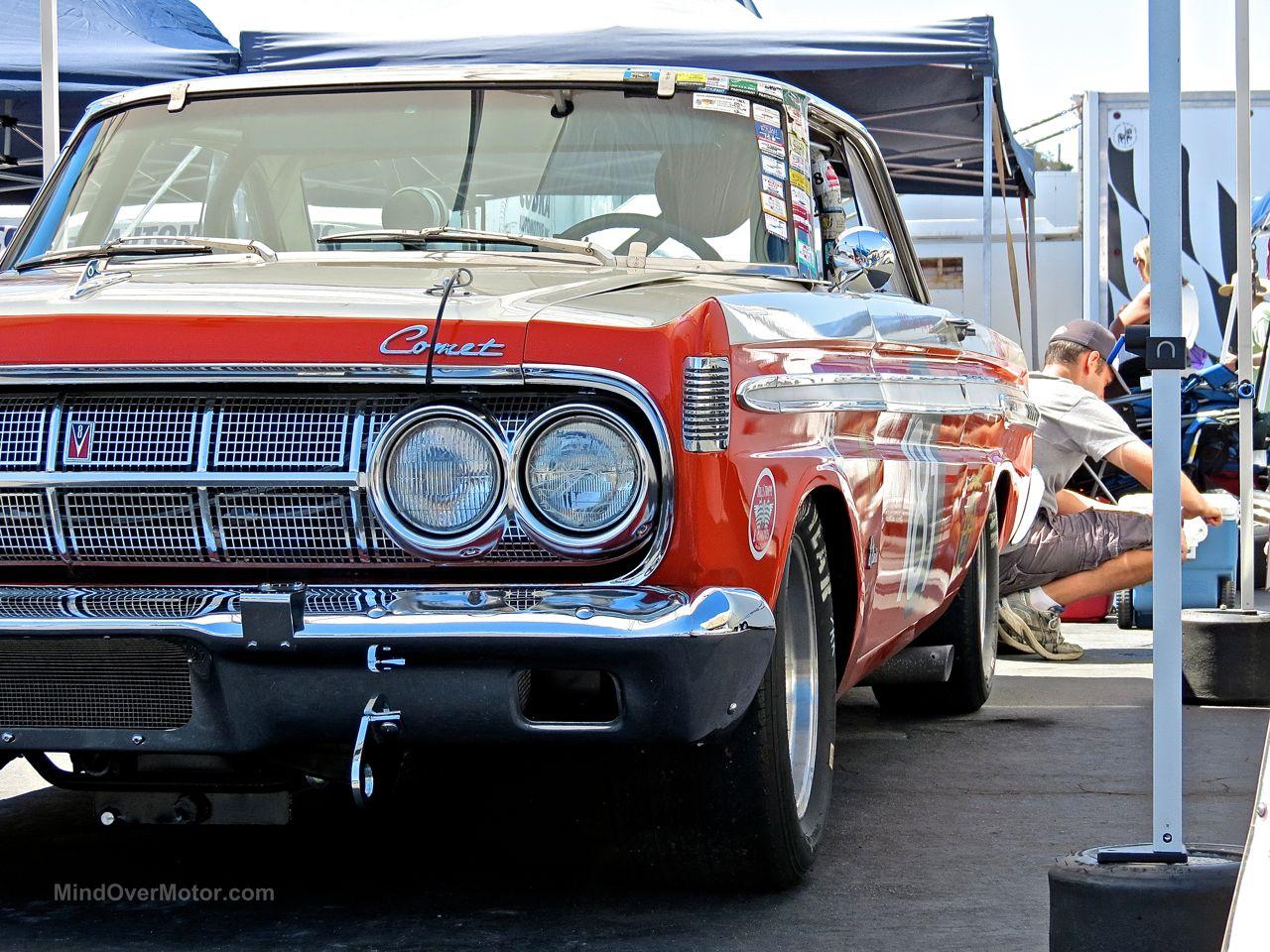FIA Ford Comet Laguna Seca