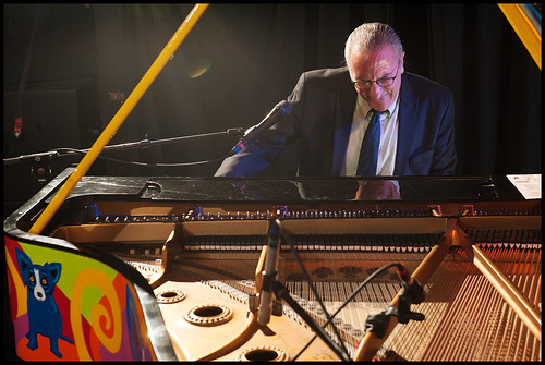 Joe Krown at Piano Night 2015. Photo by Ryan Hodgson-Rigsbee (rhrphoto.com)